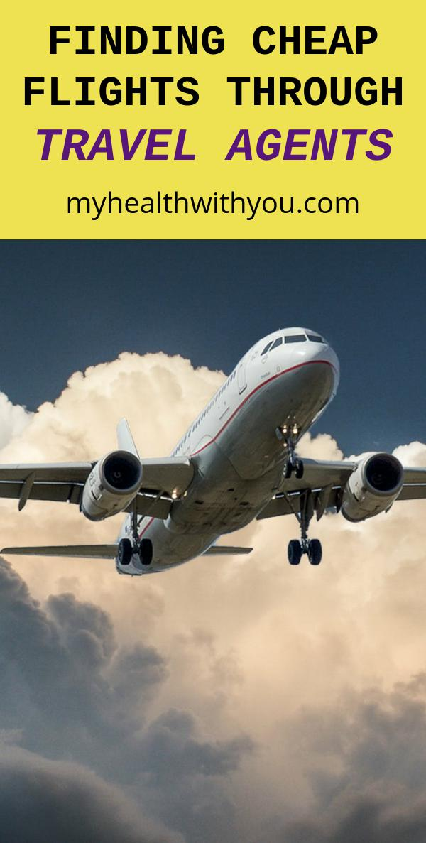 Finding Cheap Flights Through Travel Agents